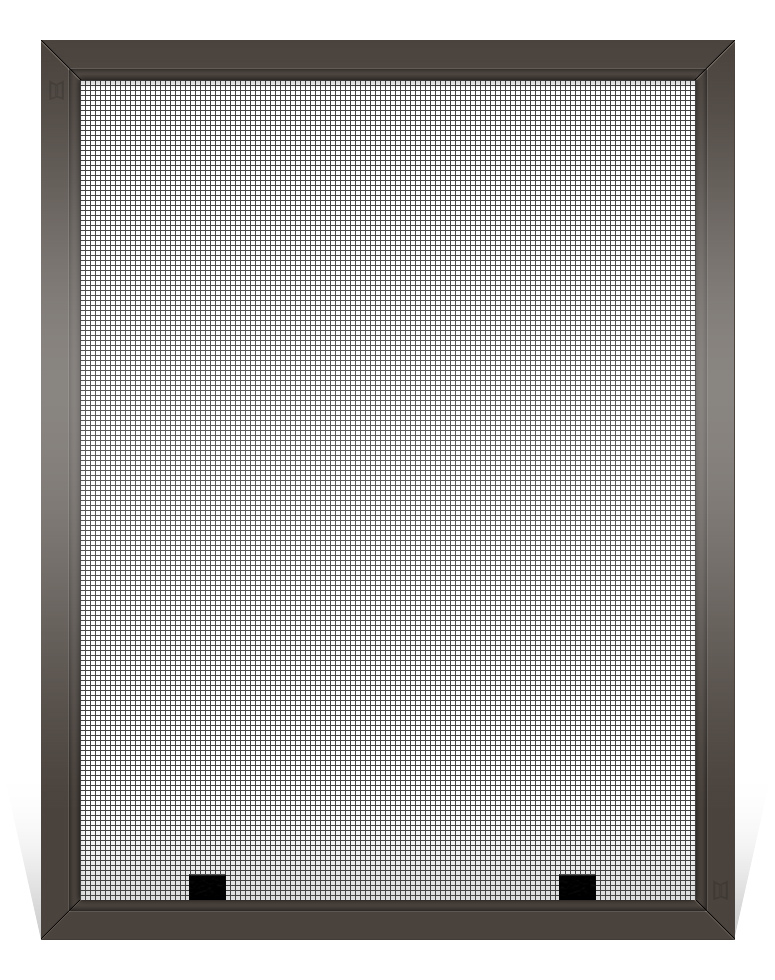 Custom Aluminum Window Screen